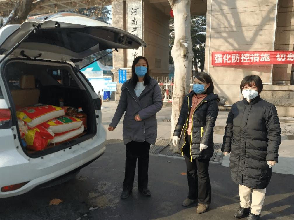 河南大汇合税务师事务所积极抗疫 展现巾帼风采