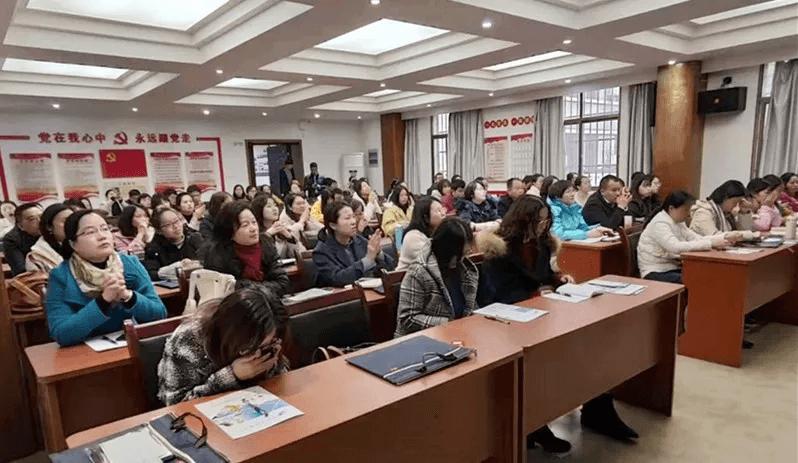 江西省税协赣江新区服务部获邀为企业法人授课
