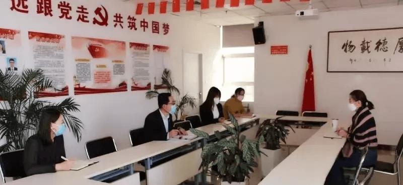 内蒙古中翰泽众税务师事务所一手抓疫情防控 一手抓复工复产